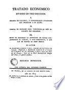 Tratado ecónomico dividido en tres descursos