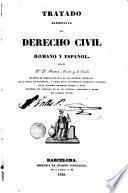 Tratado elemental de derecho civil romano y español, 1