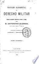 Tratado elemental de derecho militar y nociones de derecho internacional durante la guerra