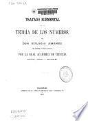 Tratado elemental de la teoria de los números