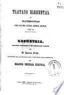 Tratado elemental de matemáticas para uso del Colegio General Militar