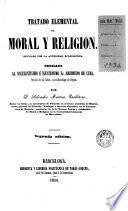 Tratado elemental de Moral y Religión