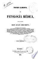 Tratado elemental de patología médica