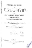 Tratado elemental de telegrafía práctica