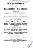 Tratado elemental ó Principios de física