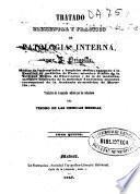 Tratado elemental y practico de patología interna