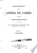 Tratado filosófico-legal sobre letras de cambio