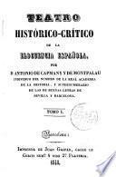 Tratado histórico-crítico de la Elocuencia española