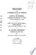 Tratado para confirmar en la fe cristiana a los cautivos de Berbería