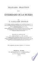 Tratado practico de las enfermedades de las mujeres