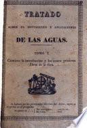 Tratado sobre el movimiento y aplicaciones de las aguas, 1
