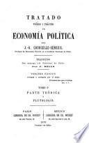 Tratado teórico i práctico de economía política ...