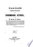 Tratado teórico-práctico de enfermedades cutáneas