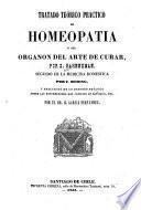 Tratado teórico práctico de homeopatía