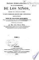 Tratado teórico-práctico de las enfermedades de los niños