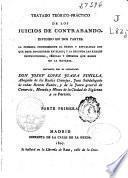 Tratado teórico-práctico de los juicios de contrabando