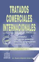 Tratados Comerciales Internacionales 2016