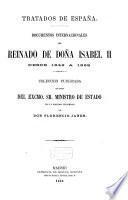 Tratados de España