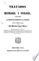 Tratados de Histología y Ovología, etc