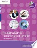 Tratamiento de la documentación contable (NOVEDAD 2011)