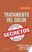 Tratamiento del dolor. Secretos