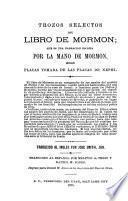 Trozos selectos del Libro de Mormon