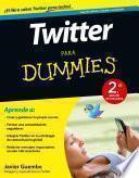 Twitter para Dummies - 2a ed.