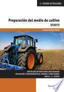 UF0019 - Preparación del medio de cultivo