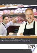 UF0054: APROVISIONAMIENTO DE MATERIAS PRIMAS EN COCINA (HOTR0108)