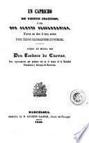 Un Capricho de veinte ingenios, ó sea, Don Canuto Cascarrabias