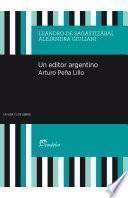Un editor argentino.