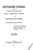 Un libro del ex-ministro de la guerra, Gral. Bernardo Reyes