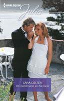 Un matrimonio en herencia