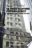 Un paseo aleatorio por Wall Street
