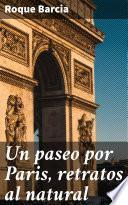Un paseo por Paris, retratos al natural