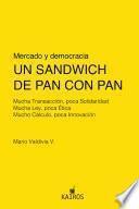 Un Sandwich de pan con pan