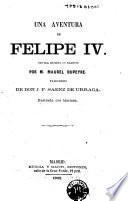 Una Aventura de Felipe IV