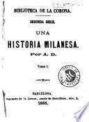Una Historia milanesa