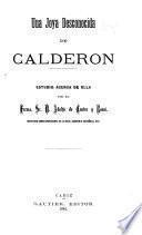 Una joya desconocida de Calderón