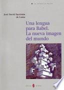 Una lengua para Babel