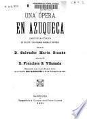 Una ópera en Azuqueca