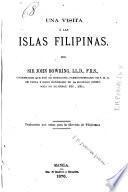 Una visita á las Islas Filipinas