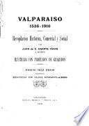 Valparaiso, 1536-1910