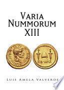 Varia Nummorum XIII