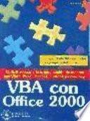 VBA con Office 2000