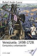Venezuela: 1498-1728
