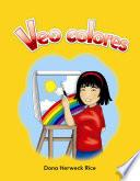 Veo colores (I See Colors) (Spanish Version)