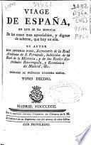 Viage de España