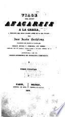 Viage del joven Anacarsis a la Grecia ...