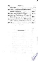 Viage del jóven Anacharsis á la Grecia á mediados del siglo quarto antes de la era vulgar: (1814. VI, 405 p.)